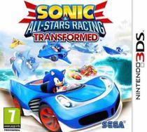 Sonic All Star Racing Transformed 3ds Lacrado -