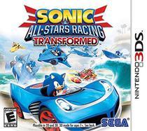 Sonic All Star Racing Transformed - 3DS - Nintendo