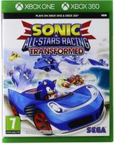 Sonic All-Star Racing: Transformed (Classics) - Xbox One 360 - Microsoft