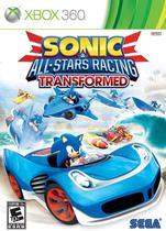 Sonic & All Star Racing Transformed - Xbox 360 - Microsoft