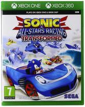 Sonic & All Star Racing Transformed - Xbox 360 - Sega