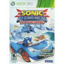Sonic All Star Racing Transformed Xbox One 360 Midia Fisica - Xbox360