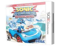 Sonic & All-Stars Racing Transformed Bonus Edition - p/ Nintendo 3DS - Sega