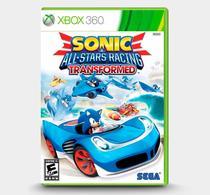 Sonic   All Stars Racing Transformed - Microsoft
