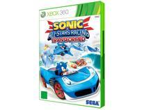 Sonic All-Stars Racing Transformed p/ X360 - Sega