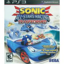 Sonic And All-Stars Racing Transformed - Ps3 - Sony -