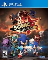 Sonic Forces - Ps4 - Sony