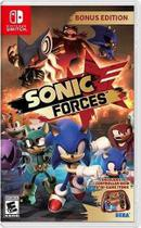 Sonic Forces Switch Midia Fisica -