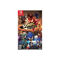 Sonic Forces - Switch - Sega