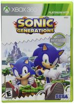 Sonic Generations - Xbox 360 - Microsoft