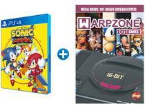 Sonic Mania Plus para PS4  - Sega + Nº2 Mega Drive WarpZone