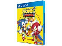 Sonic Mania Plus para PS4 - Sega