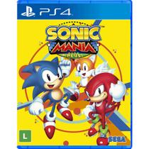 Sonic Mania Plus - PS4 - Mojang