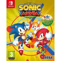Sonic Mania Plus - Switch - Nintendo