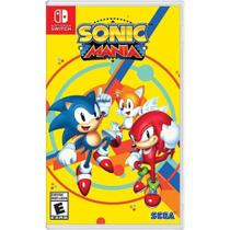Sonic Mania - Switch - Nintendo