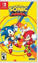 Sonic Mania - Switch - Sega
