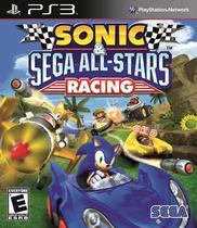 Sonic & Sega All Star Racing Ps3 Midia Fisica -