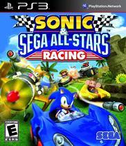 Sonic  Sega All Star Racing - Ps3 - Sony