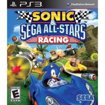 Sonic & Sega All Star Racing - Ps3 - Sony