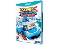 Sonic & SEGA All-Stars Racing p/ Nintendo Wii U - Sega