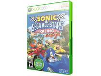 Sonic & Sega All-Stars Racing p/ Xbox 360 - Sega