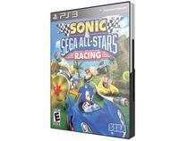 Sonic & SEGA All-Stars Racing para PS3 - Sega