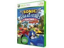 Sonic & Sega All-Stars Racing para Xbox 360 - Sega