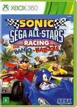 Sonic & Sega All-stars Racing With Banjo-kazooie - Xbox 360 - Xbox360