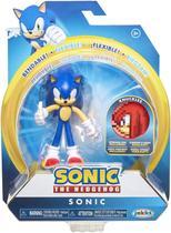 Sonic The Hedgehog Knuckles Dobrável Oficial Licenciado - Jakks