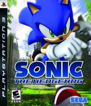 Sonic The Hedgehog Ps3 Midia Fisica -