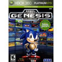 Sonic Ultimate Genesis Collection - Xbox 360 - Sega