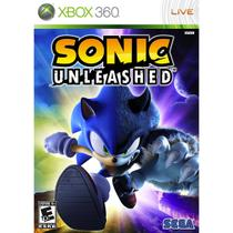 Sonic Unleashed - Xbox 360 - Microsoft