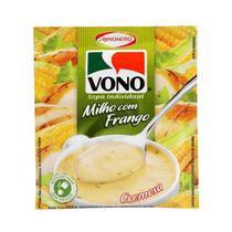 Sopa individual sabor milho c/ frango 18g vono -