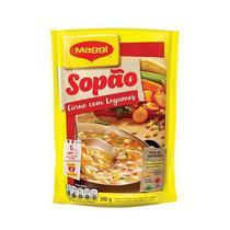 Sopao Carne com Legumes 200g 1 UN Maggi -