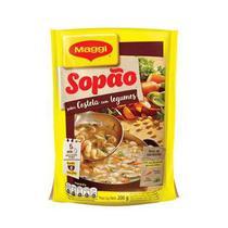 Sopao Costela com Legumes 200g 1 UN Maggi -