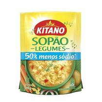 Sopao de Legumes com Macarrao 196g Kitano -