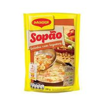Sopao Galinha com Legumes 200g 1 UN Maggi -