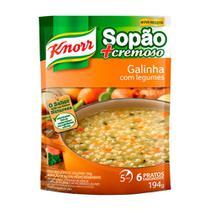 Sopão Knorr Sachê Galinha Legumes 194g -