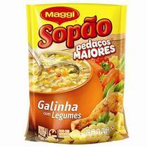 Sopão  Maggi Galinha com Legumes 200g -