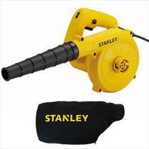 Soprador Aspirador 600w Profissional 220v Stanley Stpt600 -