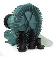 Soprador De Ar Sunsun Hg-750 75m³/h Lago Tanque Turbina sun sun - 220v -