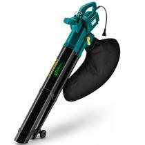 Soprador e aspirador de folhas 2000 watts com recolhedor - VB2101E - Tekna -