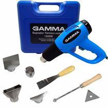 Soprador térmico 110v com kit acessórios gamma g1935k/br1 -