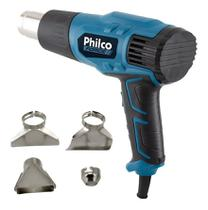 Soprador Térmico 2000w + Kit Completo Bicos Philco Pst01 110v -