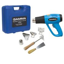Soprador Térmico C/ Kit De Bicos, Espátula E Maleta - 127V - Gamma