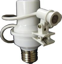 Soquete Fotoelétrico para Lâmpadas de LED e Eletrônicas Bivolt DNI6910 - DNI -