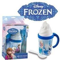 Sorvete Magia Frozen Disney  Faz de verdade -Dtc -