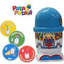 Sorvete Mágico - Patati Patatá - Azul - Conthey -
