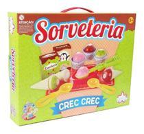 Sorveteria Crec Crec Sorvetes Infantil Brinquedo Big Star -