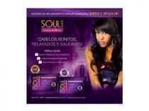 Soul Black Mini Kit Econômico De Relaxamento Regular 2 Unid -